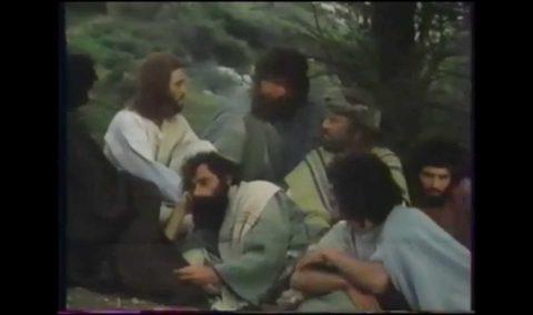 Film la Bible lue en vidéo et mot à mot (3ème partie) : le Nouveau Testament, la vie de Jésus