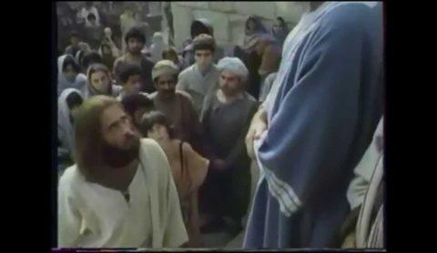 Film la Bible lue en vidéo et mot à mot(4ème partie) :le Nouveau Testament, la vie de Jésus