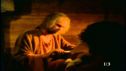 Film la Bible lue en vidéo, mot a mot « les Actes des apôtres » – chapitre 1