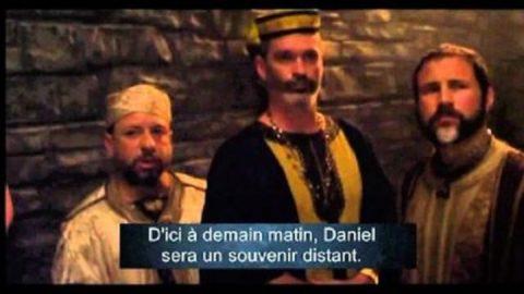 Histoires bibliques Daniel dans la Fosse aux Lions