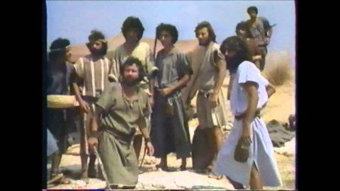 Film la Bible lue en vidéo et mot à mot (2 ème partie) : la vie d'Isaac, Jacob et Joseph