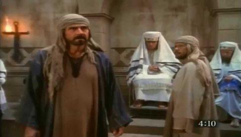 Film la Bible lue en vidéo, mot a mot « les Actes des Apôtres » – chapitre 4