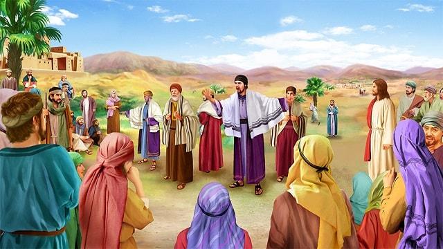 L'homme peut-il entrer dans le royaume des cieux en travaillant dur pour le Seigneur