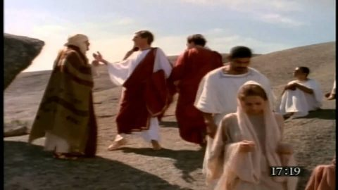 Film la Bible lue en vidéo, mot a mot « les Actes des Apôtres » – chapitre 17