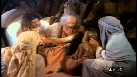 Film la Bible lue en vidéo, mot a mot « les Actes des Apôtres » – chapitre 23