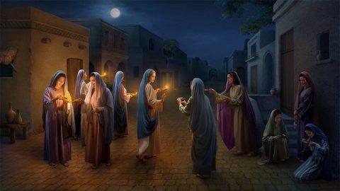 Savez-vous qui sont les vierges sages ?