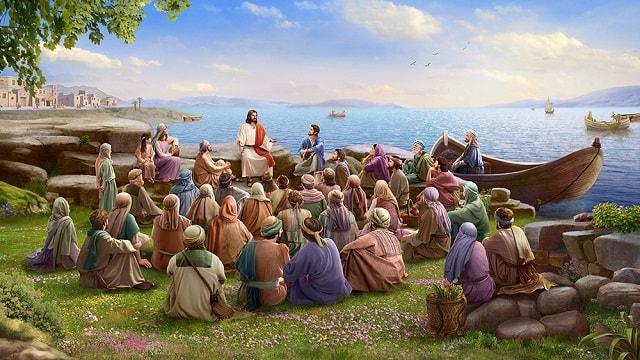 Jésus commence son ministère – L'histoires de la Bible