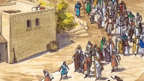 La maison sur le roc – L'histoires de la Bible