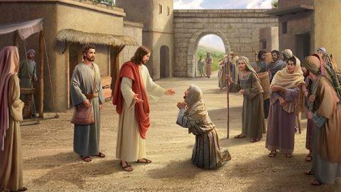 La prière du lépreux – L'histoires de la Bible