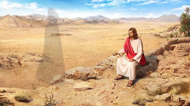 La tentation de Jésus – L'histoires de la Bible