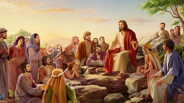 Les enseignements de Jésus – L'histoires de la Bible