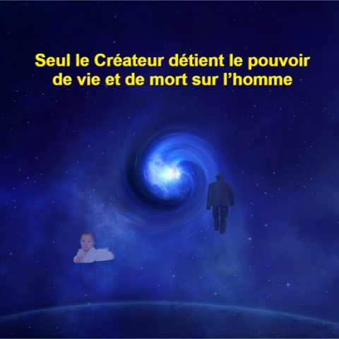 Seul le Créateur détient le pouvoir de vie et de mort sur l'homme – Image Évangile