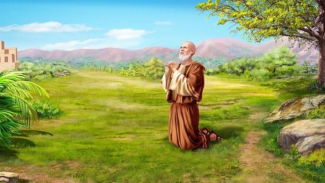« […] L'Éternel a donné, et l'Éternel a ôté ; que le nom de l'Éternel soit béni ! » (Job 1, 21)