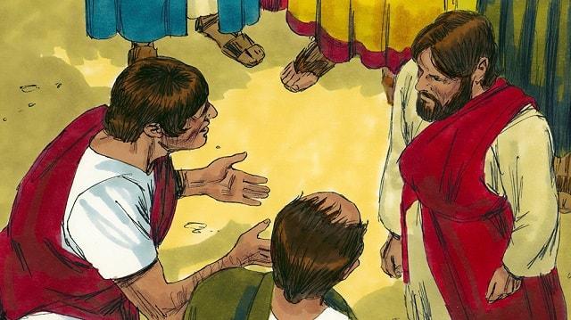 Évangile du jour – Matthieu 13:20-21