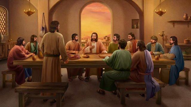 Qui est le Seigneur Jésus-Christ ?« Philippe lui dit: Seigneur, montre-nous le Père, et cela nous suffit. Jésus lui dit: Il y a si longtemps que je suis avec vous, et tu ne m'as pas connu, Philippe ! Celui qui m'a vu a vu le Père ; comment dis-tu: Montre-nous le Père ? Ne crois-tu pas que je suis dans le Père, et que le Père est en moi ? Les paroles que je vous dis, je ne les dis pas de moi-même ; et le Père qui demeure en moi, c'est lui qui fait les œuvres » (Jean 14:8-10).