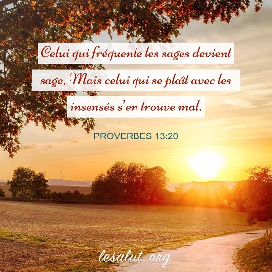 Évangile du jour – Celui qui fréquente les sages devient sage