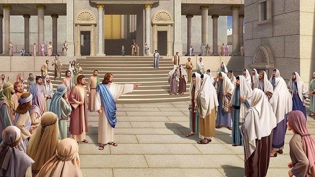 Pourquoi le Seigneur a-t-Il réprimandé, voire, condamné et maudit ceux-ci qui Le servaient?