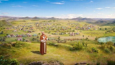 La bénédiction de Dieu à Abraham