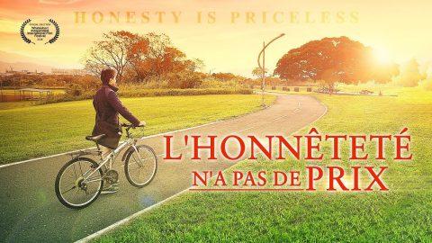 L'honnêteté n'a pas de prix