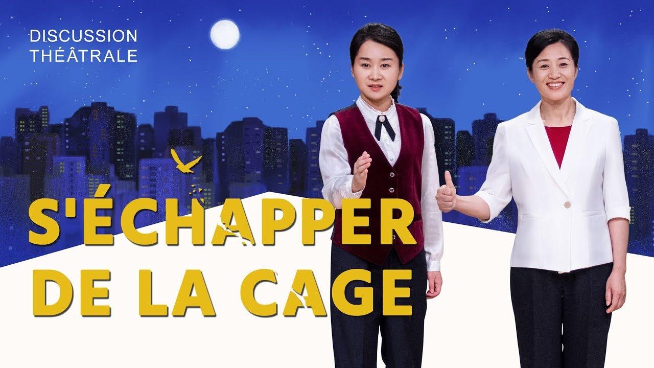 Meilleur spectacle chrétien en français | S'échapper de la cage