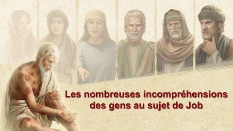 « L'œuvre de Dieu, le tempérament de Dieu et Dieu Lui-même II » Partie 4-2