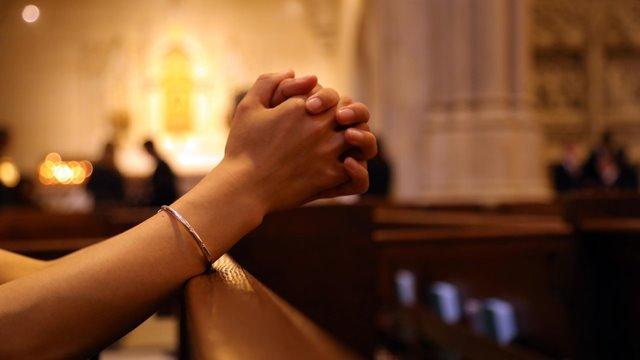 prière chrétienne