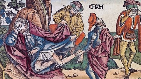 Malédiction de Canaan