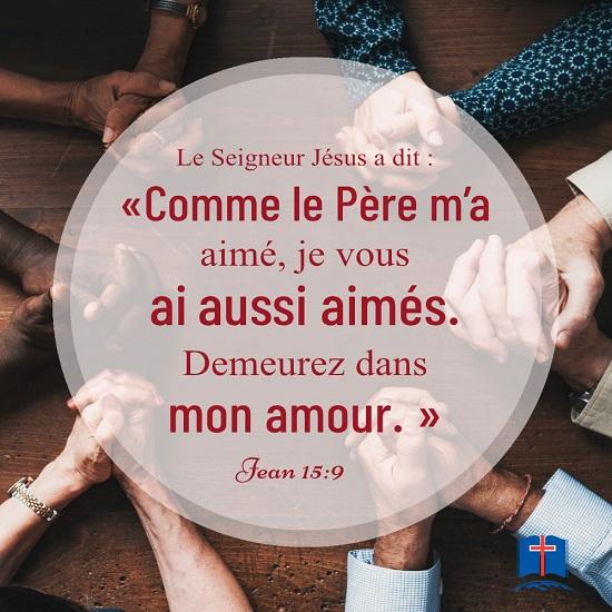 Passage Biblique Du Jour Le Véritable Amour De Dieu