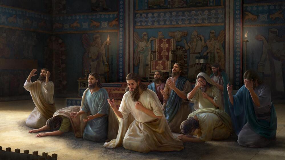 Dieu voit la repentance sincère dans les profondeurs du cœur des Ninivites