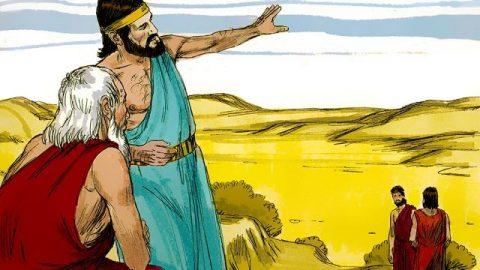 Dieu vas détruire Sodome et Gomorrhe