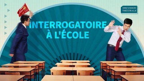 Vidéo chrétienne en français – Interrogatoire à l'école (Discussion théâtrale)