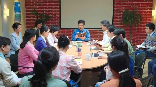 J'ai rencontré beaucoup de nouveaux catholiques dans la classe d'étude biblique