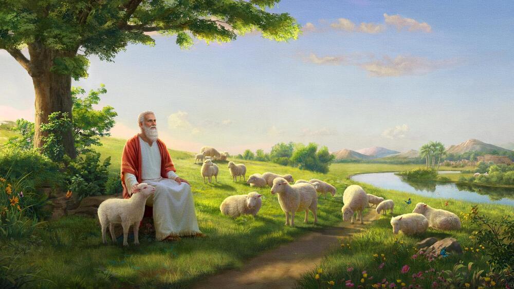 Dans la vie quotidienne de Job, nous voyons son intégrité, sa droiture, sa crainte de Dieu et son éloignement du mal