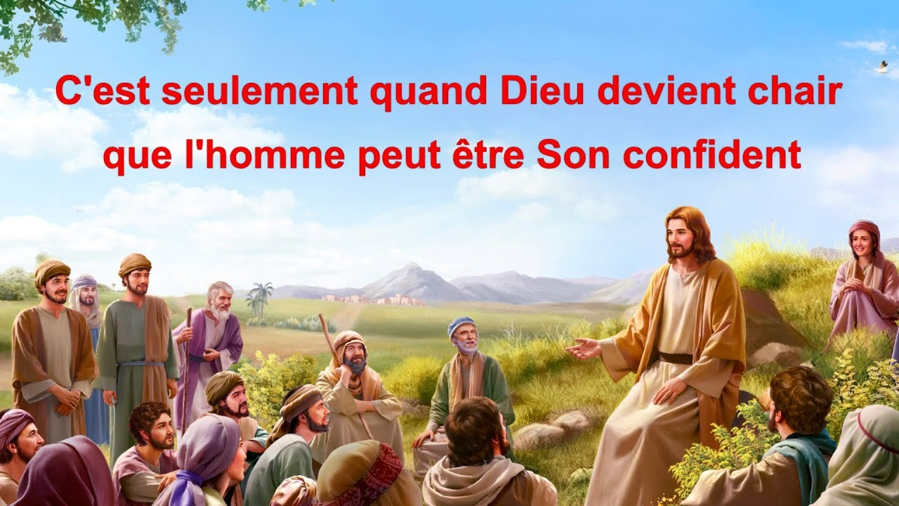 Musique chrétienne « C'est seulement quand Dieu devient chair que l'homme peut être Son confident »