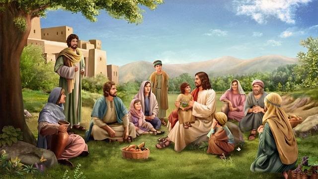 Le Fils de l'homme est maître du sabbat (2)