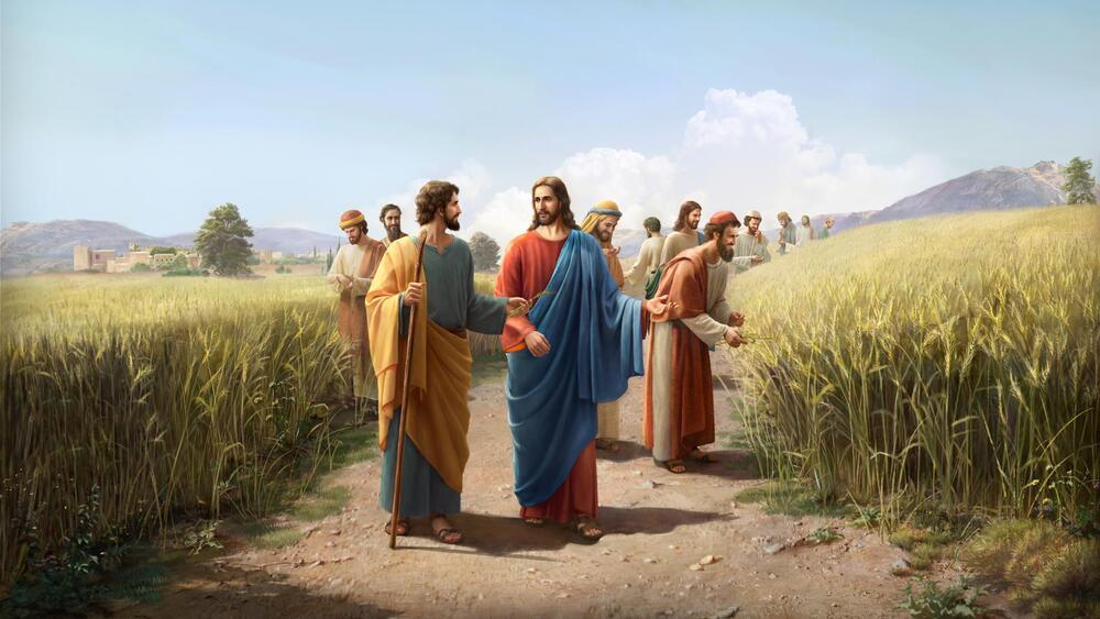 Le Fils de l'homme est maître du sabbat