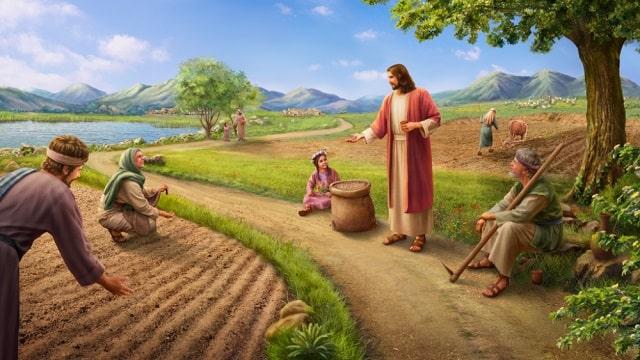 Le sermon sur la montagne Les paraboles du Seigneur Jésus Les commandements