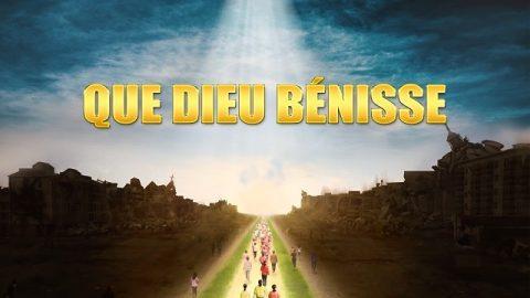 Miracle dans le désastre « Que Dieu bénisse » Témoignage chrétien