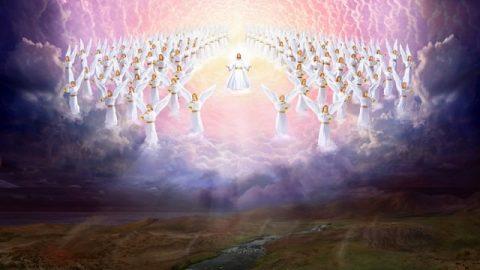 Témoignage de mon retour vers Dieu Tout-Puissant : Voici, le Seigneur est descendu sur une nuée blanche