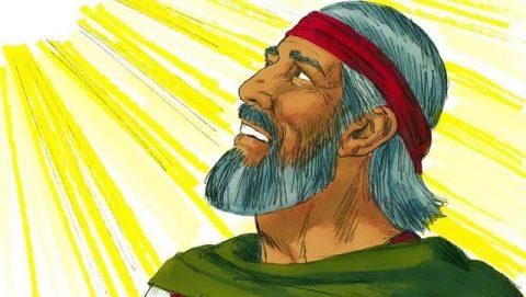 Les instructions de Dieu à Moïse