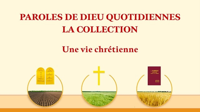 Paroles de Dieu quotidiennes