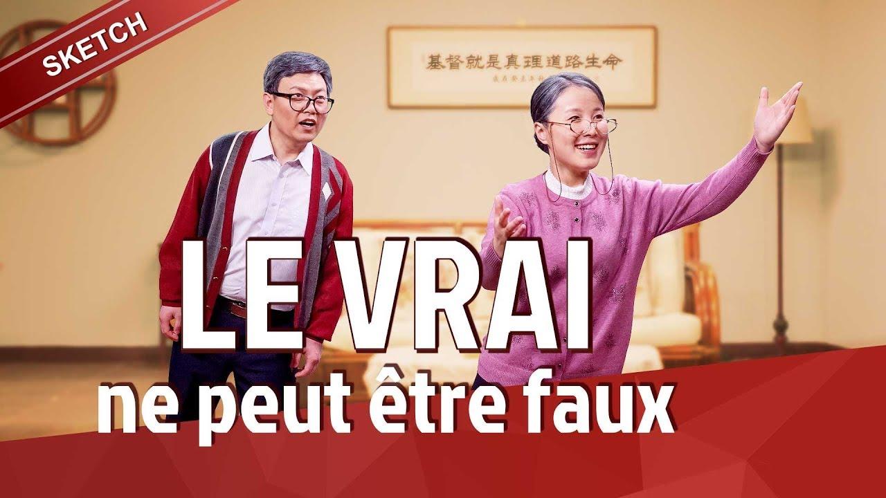 Sketch chrétien en français - Le vrai ne peut être faux (Vidéo chrétienne)