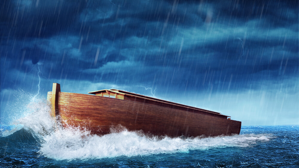 L'époque de Noé est arrivé : Comment pouvons-nous embarquer sur l'arche des derniers jours ?