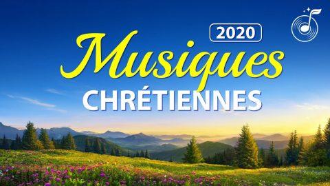 Louange chrétienne non-stop - Collection de cantiques de louange de 2020 (Avec Paroles)