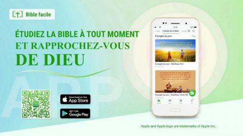 Bible facile - Lisons la Bible à tout moment et marchons avec le Seigneur