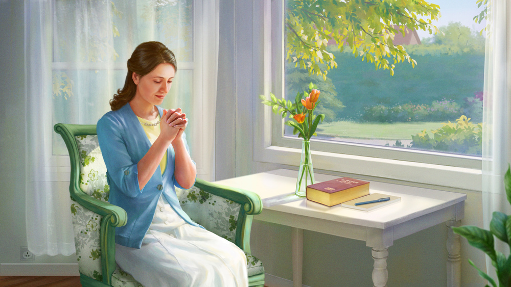 Une vie spirituelle normale conduit les gens sur le droit chemin