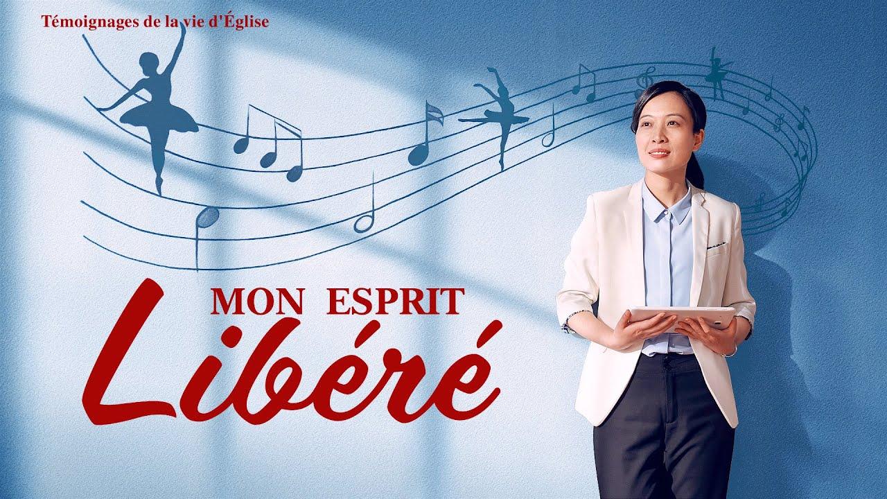 Témoignage chrétien en français 2020 « Mon esprit libéré »