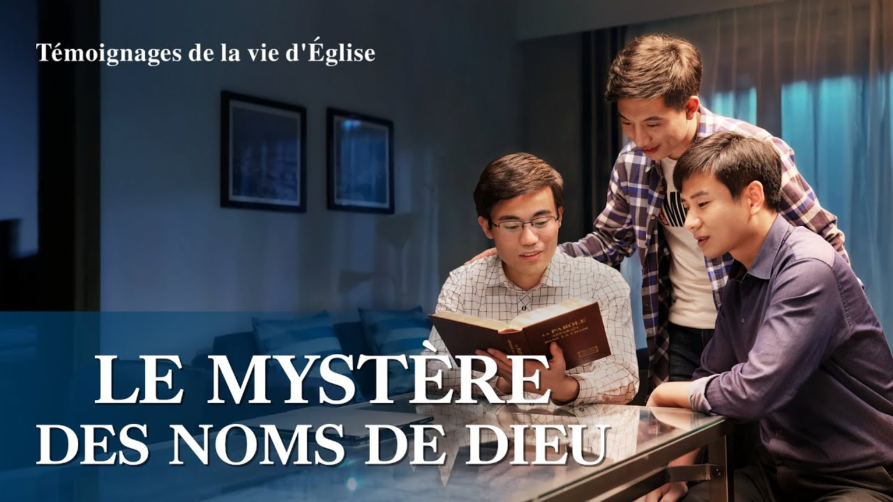 Témoignage chrétien 2020 « Le mystère des noms de Dieu »