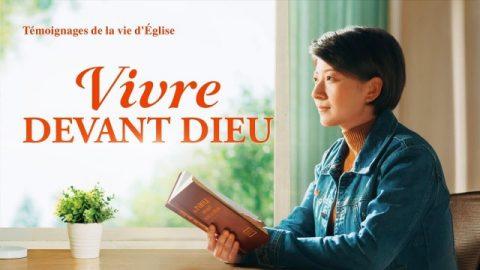 Témoignage chrétien 2020 « Vivre devant Dieu »