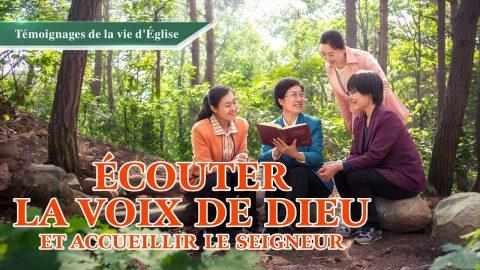 Témoignage chrétien en français 2020 « Écouter la voix de Dieu et accueillir le Seigneur »